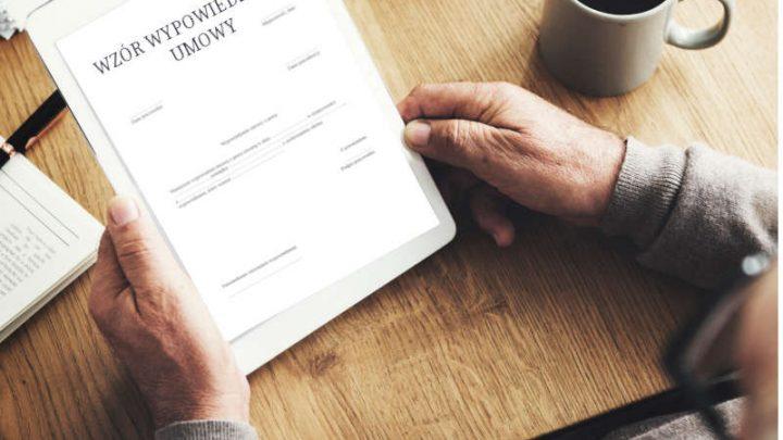 Jak złożyć wypowiedzenie umowy o prace? | Finanse.net.pl |