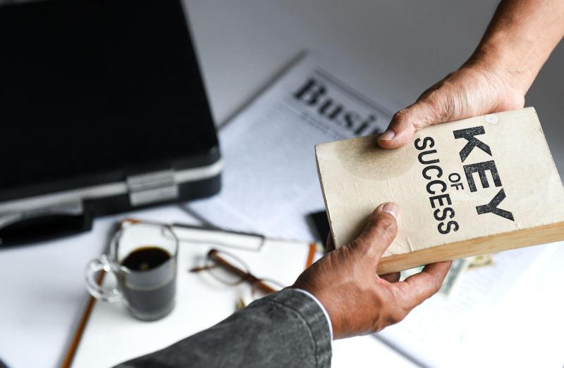 Książki o biznesie, które warto przeczytać.