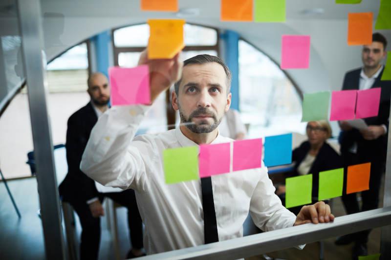 Jak prowadzić firmę -  wyznaczanie zadań