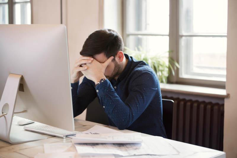 Prowadzenie firmy - ciężka praca