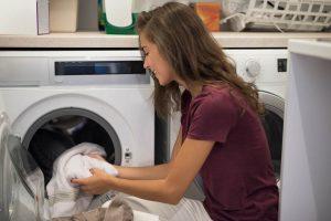 Jak oszczędzać wodę - pranie